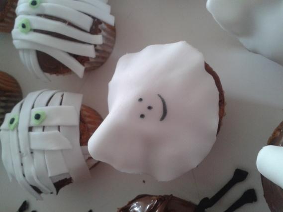 cupcakes fantome
