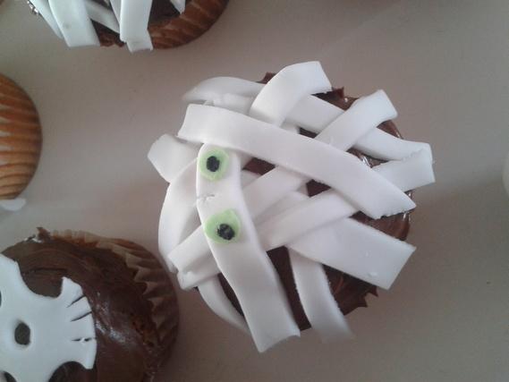 cupcakes momies