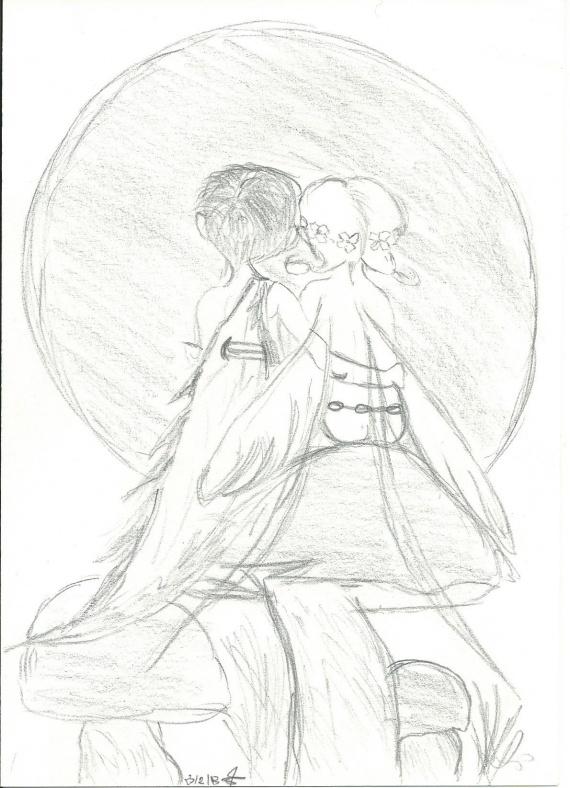 elfe dessin (20/02/13)