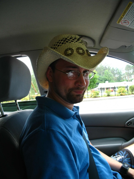 mon tit cowboy:)