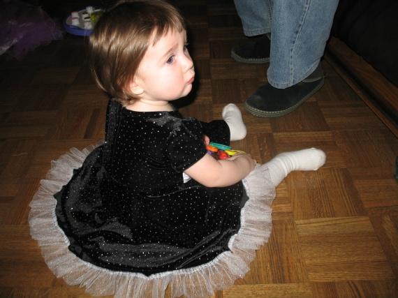 belle robe:)