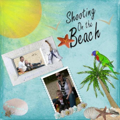 shooting on the beach11
