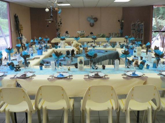 Decoration de table ourson - Decoration ourson pour bebe ...