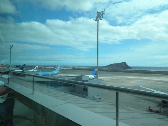 470 Aéroport de Ténérife