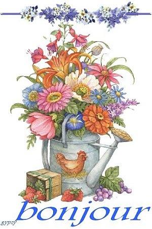 bonjour-Fleurs