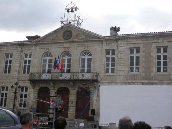 mairie d'Auch
