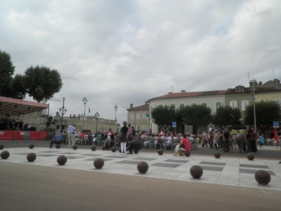 Place de la mairie Auch