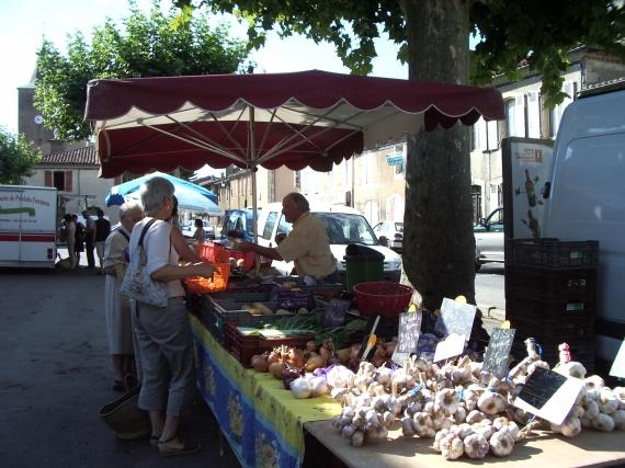 marché Pavie