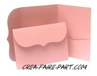 modèle rétro rose