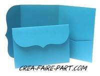 modèle rétro turquoise