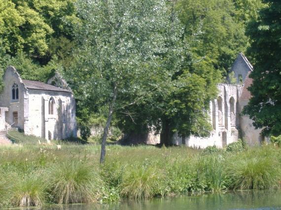 Abbaye de Fontaine Guérard