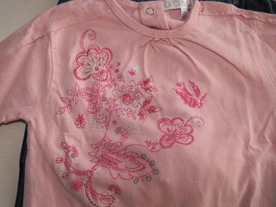 détail tee shirt kitchoun