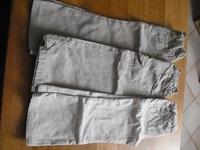 3 pantalons hiver