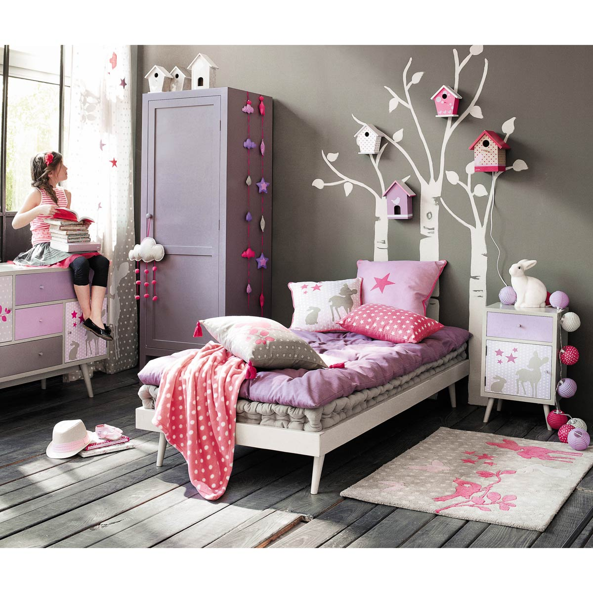 maison du monde chambre a coucher. Black Bedroom Furniture Sets. Home Design Ideas