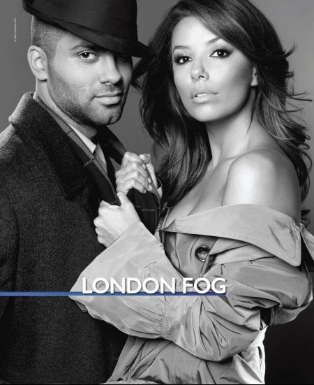 Eva-Longoria-and-Tony-Parker-Do-London-Fog-Campaign-2
