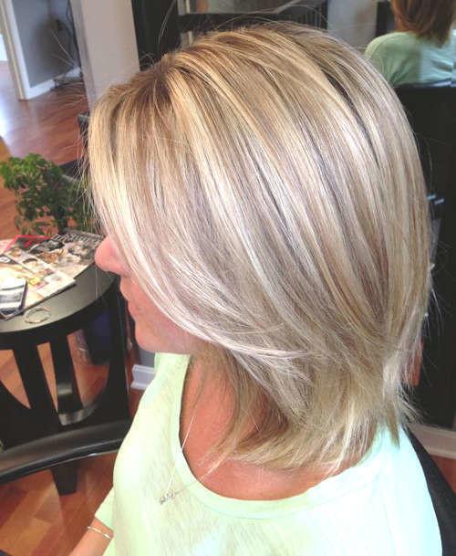 Blond/blanc - Coiffure et coloration - FORUM Beauté