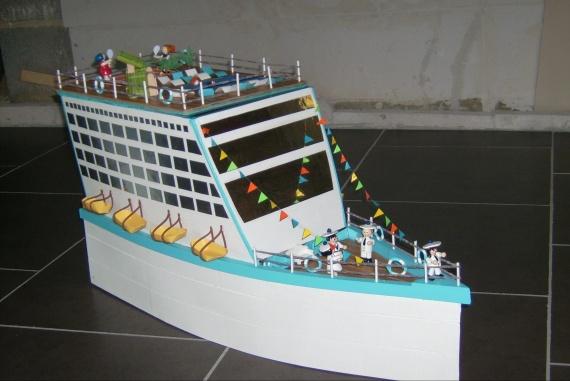 urne bateau III