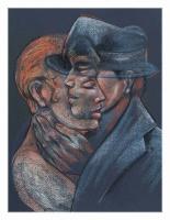 Tango portrait affiche