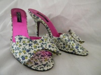 Betsey Johnson shoes  +á motifs liberty