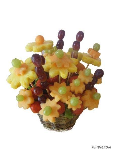 bouquet de fruits 4 bouquets de fruits linda moni photos club doctissimo. Black Bedroom Furniture Sets. Home Design Ideas