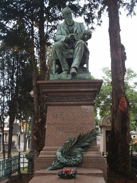Gramme (1826-1901) Electricien belge, inventeur de la dynamo...