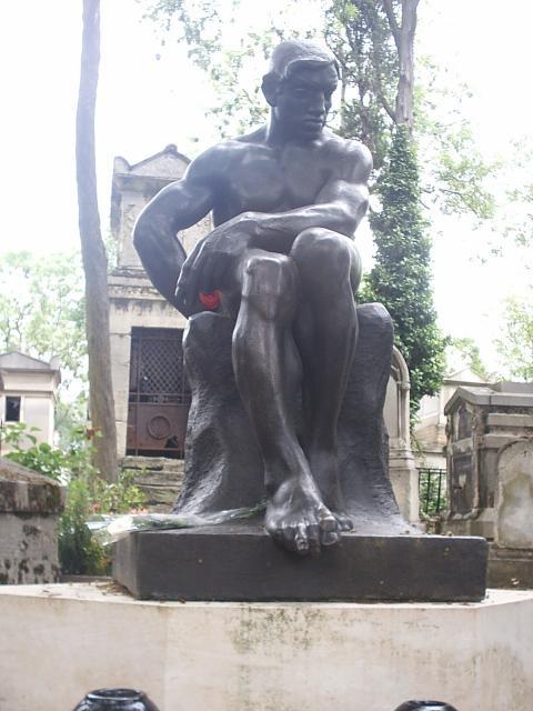Rembrandt Bugatti (1884-1916) célèbre sculpteur italien du XXè siècle.