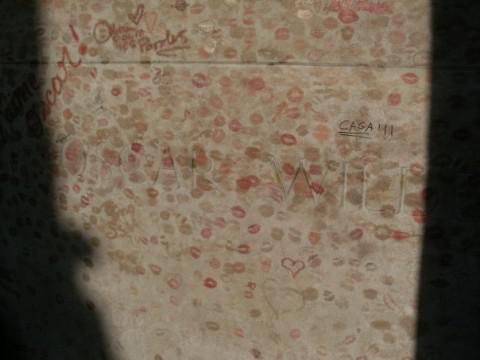 Oscar Wilde grafs.