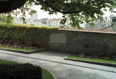 mur des Fédérés.
