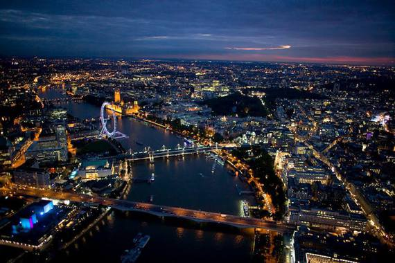 London City by night (02)