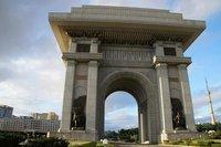Arc de Triomphe de Pyongyang