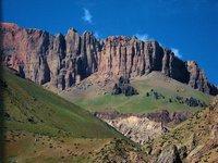 Argentina --- Parque Aconcagua