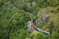 Australie, chemin de fer de Kuranda