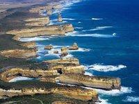 Australie, les douze Apôtres