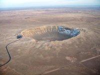 Arizona , cratere