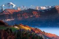 Autumn in Alps, Germany