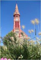 Bretagne, église de st Lyphard