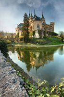 Bojnice City, Slovaquie