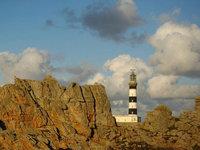 Bretagne ,Ouessant,phare du creach