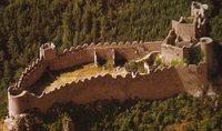 Château de Puilaurens, Aude