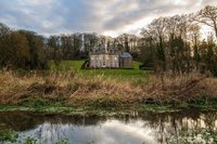 Chateau de la Calotterie dans le  Pas-de-Calais