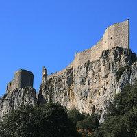 chateau de Peyrepertuse, Aude