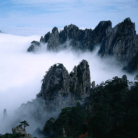 China - Huang Shan (Yellow Mountain)