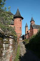 Collonges-la-Rouge, dordogne