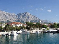Croatie , Baske Vode