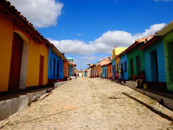 Cuba- Trinidad