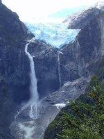Dejah - Hanging Glacier , Chile