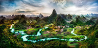 Deep in the Guangxi Province of China-trey Ratcliff