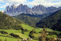 Dolomites , Italy