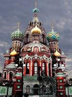eglise de la resurrection, Saint-Pétersbourg