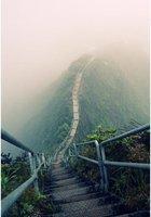 Escalier Haiku @ Oahu, Hawaii